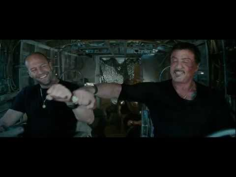 "The Expendables 2 (2012) - Official TV Spot #1 - ""The Big Guns Are Back"" 