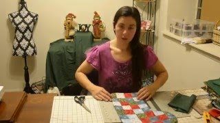 Quilting - Quilted Christmas Stockings