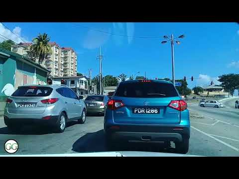 DRIVING PORT OF SPAIN EAST DISTRICT (Trinidad And Tobago)