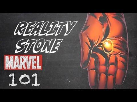 Reality Stone - Marvel 101
