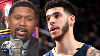 Jalen Rose on Lonzo Balls lob Zion getting sleepy on the bench amp Jahlil Okafor  Jalen amp Jacoby