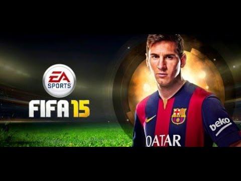 FIFA 15 Sur Nintendo 3DS - Antho Kr