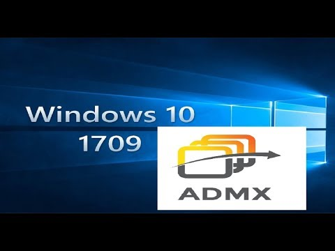 Learn to Configure Group Policy ADMX ADML WMI Filter for