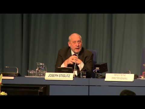 Joseph Stiglitz speaks at the UNIDO General Conference 2015