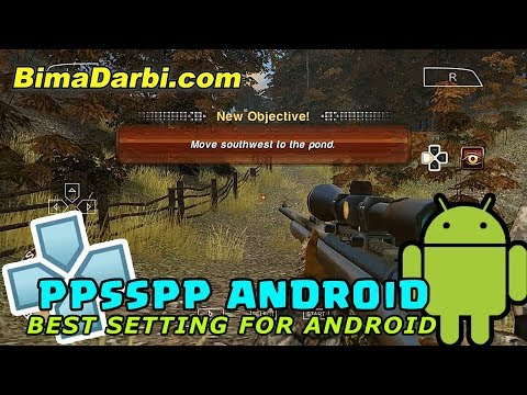 (PSP) Cabela's North American Adventures [PPSSPP Android] #AGameDroid