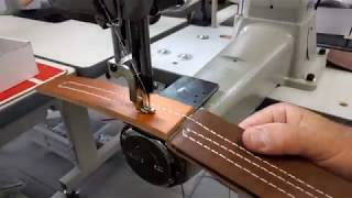 Techsew 5100 Industrial Sewing Machine - Sample ST
