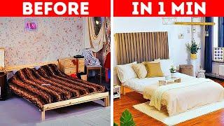 DIY EXTREME ROOM MAKEOVER || Full Bedroom Transformation