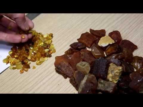 Рост цен на янтарь в 5 раз