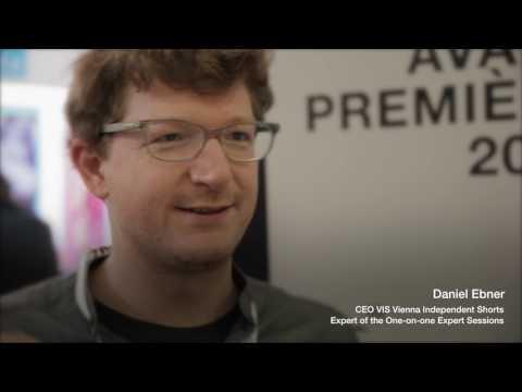 Daniel Ebner speaks about Avant Première Media + Music Market Berlin