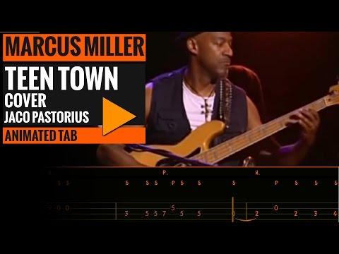 Marcus miller teen town