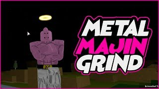 When You Just Want Metal Majin But... | Dragon Ball Z Final Stand | Roblox | iBeMaine