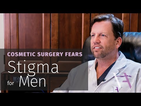 Cosmetic Surgery for Men. How Common is Male Cosmetic Surgery?