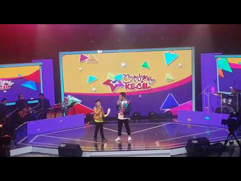 Bintang Kecil 2018 Konsert Kemuncak  PUTERA- BIAR CINTA@Syamel & GIRLS ON FIRE by PuteraBk