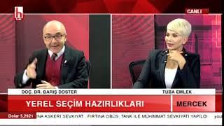 Seçimlere Doğru Kritik İllerde Son Durum / Tuba Emlek ile Mercek / 2. Bölüm - 24.12.2018