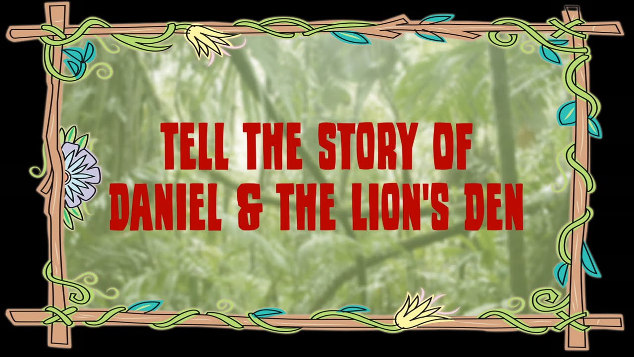 Daniel & The Lions Den - VBS 2015 Journey Off The Map - YouTube