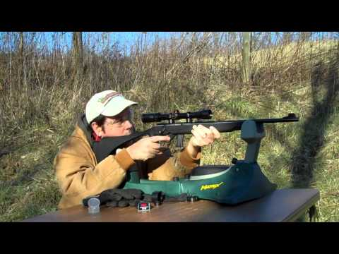 Simmons 3-9x32mm 22 Mag TruPlex Reticle Rimfire Riflescope Review - Episode 2