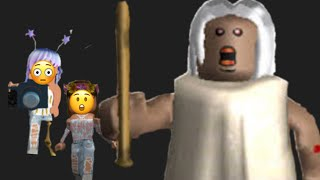 Granny In Roblox w/ Baby_Royalty