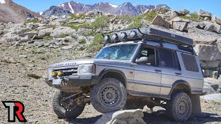 Is the Land Rover Discovery an UNDERRATED Off-Road Vehicle?