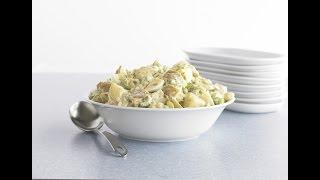 15 Seconds How To Make American Potato Salad Video