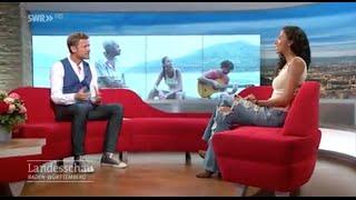 SWR TV: Be Ignacio Studiogast Landeschau