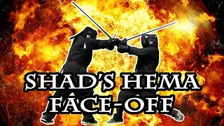 Shad's much anticipated HEMA face-off