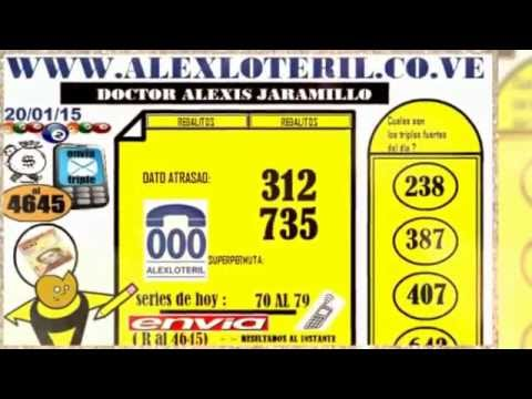 Loteria resultado chance