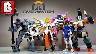 LEGO OVERWATCH Sets On the Way! Licence Announced | LEGO News