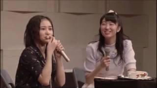 説明:Birthday Event 2016より ゲスト:むろたん、りかこさん.