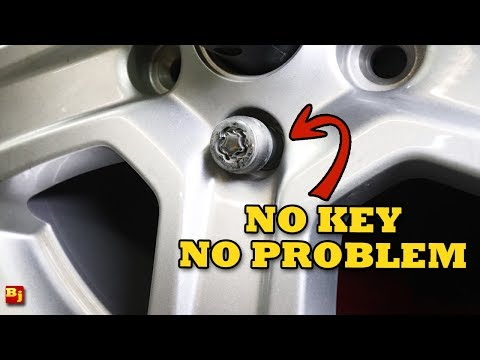 3 Ways to Remove a Wheel Lock Without a Key
