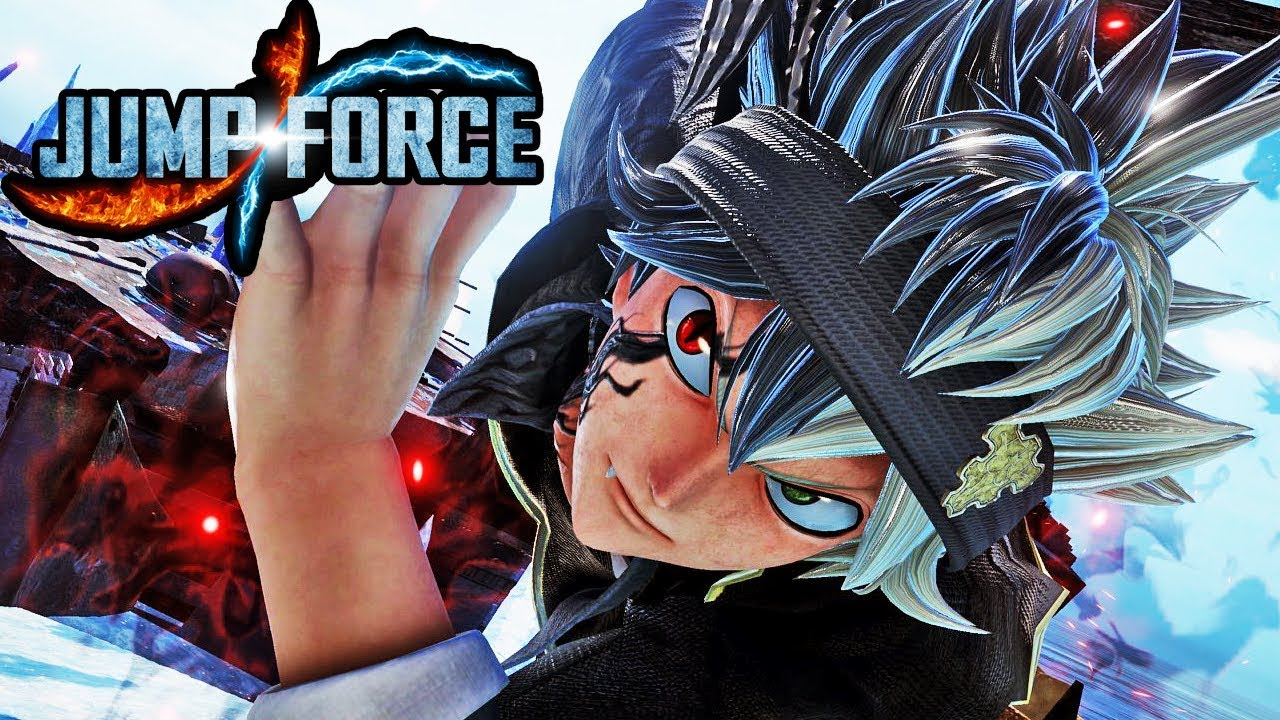 Asta Gameplay Jump Force