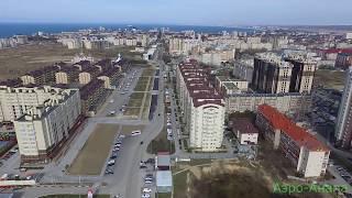 Анапа Ул. Ленина Вид сверху
