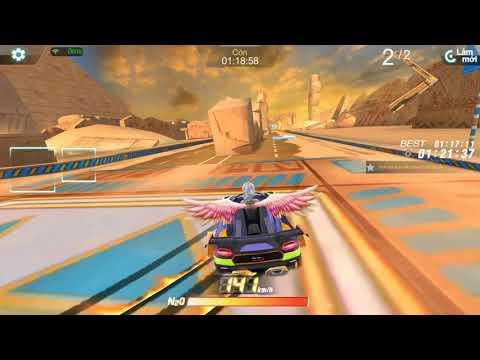 Cùng đua: siêu tốc độ...  Thi bằng lái A