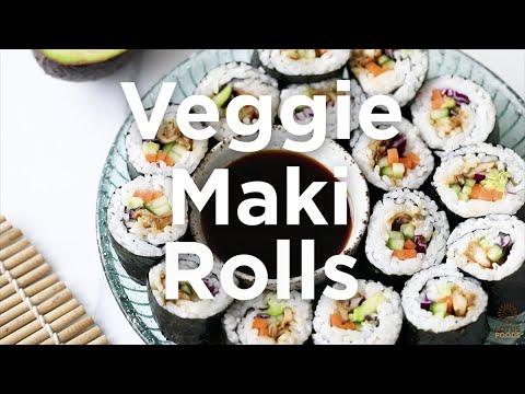 veggie-maki-rolls-with-organic-jasmine-rice