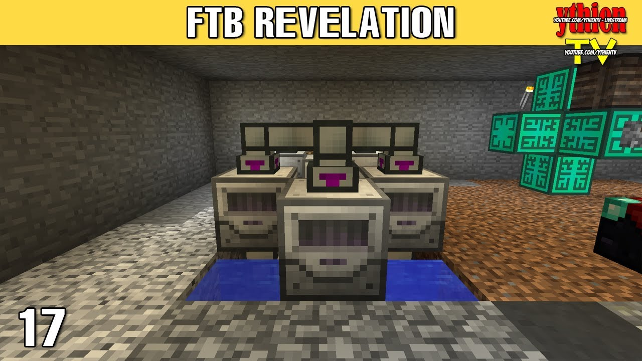 How to get resources in ftb revelations