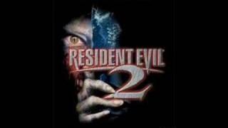 Resident Evil 2: Save Room