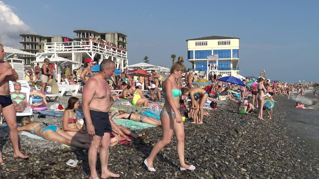интересных было пляж барселона в лазаревском фото самом деле