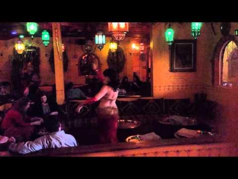 Ewelina at Casablanca Restaurant, Warrington, PA