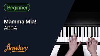 Mamma Mia! – ABBA (piano easy version)