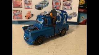 Disney Cars Fabulous Mater Custom Review (Mater Monday)