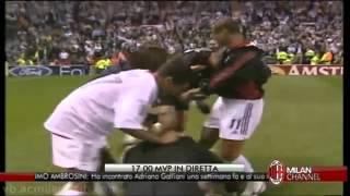 vuclip Final liga champions 2003 juventus vs Ac.milan