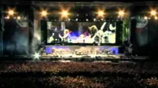 Anthrax Megadeth Slayer And Metallica Play 'Am I Evil' on LIVE! Sub...