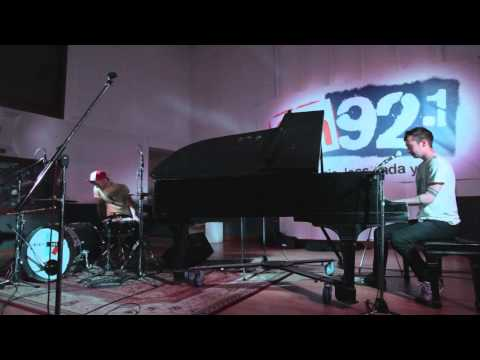 Twenty One Pilots live acoustic at Fuzz 92.1 in Scranton, PA