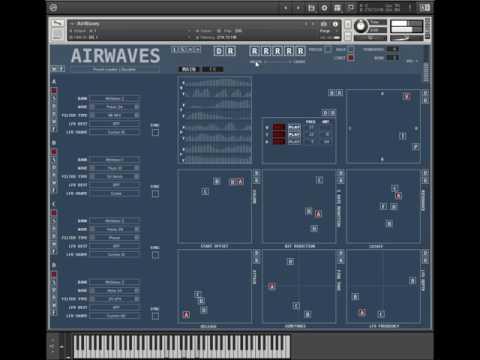 AirWaves for Kontakt 5.6 Demo
