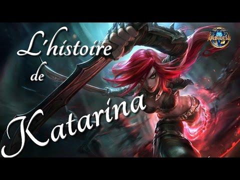 L'histoire de Katarina, La lame sinistre - League of legends