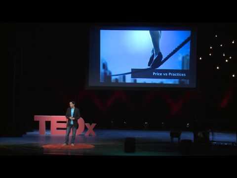 Disrupting Payday Loans: Sasha Orloff At TEDxSacramento