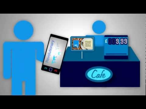 Near Field Communication (NFC) tap to WiFi App - New Technology