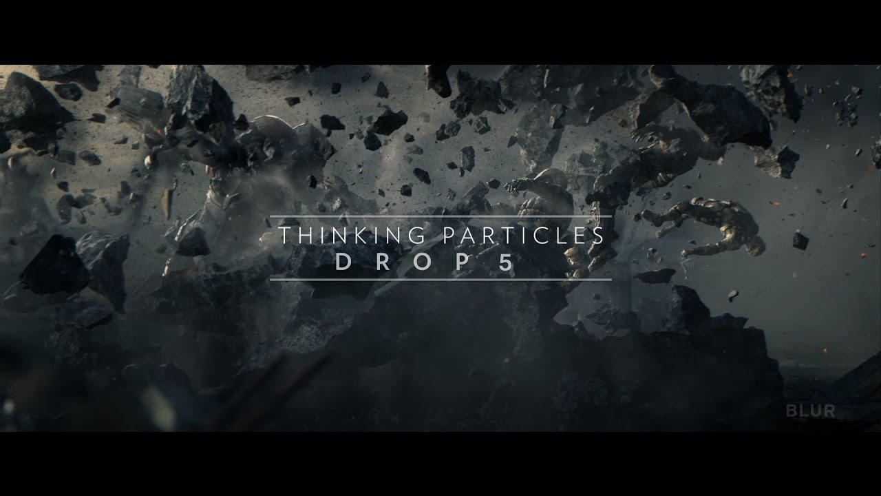 cebas thinkingParticles 6 Subscription