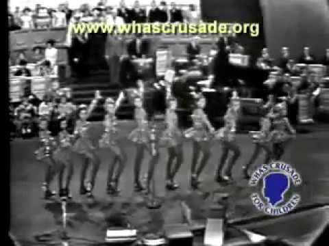 1963 WHAS Crusade for Children Opening with Milton Metz