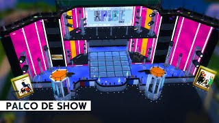 THE SIMS 4 | PALCO DE SHOW - Spice Girls / Concert Stage + DOWNLOAD