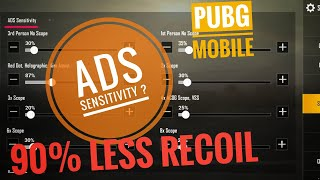 ADS Sensitivity ? What is ADS? How to use ADS ? PUBG Mobile